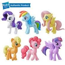 Классическая 3-дюймовая <b>кукла Hasbro My</b> Little Pony ...