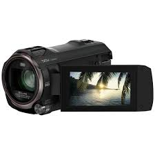 <b>Видеокамера</b> цифровая <b>Panasonic HC</b>-<b>V770 Black</b>, купить в ...