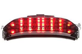 2013-2019 <b>Honda CBR600RR</b> 600RR Sequential LED Tail Light ...