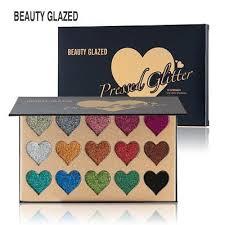 Details about <b>15 Colors</b> Eye Shadow Pressed <b>Glitter Diamond</b> ...