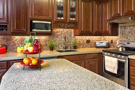 Decor For Kitchen Counters Picture Of Kitchen Countertop Decorating Ideas Picture