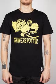 <b>Футболка TRAINERSPOTTER Chilax T-shirt</b> (Black-A, XL) | www.gt ...