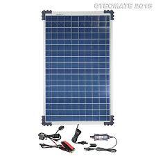 TecMate OptiMATE SOLAR + <b>40W Solar Panel</b> - TecMate