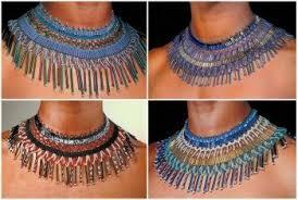 """Воротник """"Морская волна"""" <b>Колье</b>, бусы, ожерелья из бисера ..."""