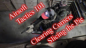 <b>Airsoft Tactics</b> 101: Clearing Corners - Slicing the Pie - YouTube