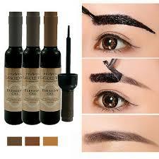 <b>Eye</b> Makeup Red Wine Peel Off <b>Eyebrow Gel</b> Tattoo Tint Waterproof ...