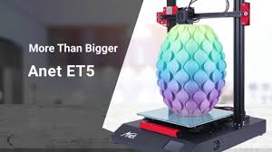 Anet ET5 <b>3D</b> принтер. Anet ET5 <b>3D</b> Printer <b>Large Size</b>