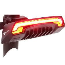 <b>Meilan X5</b> Wireless <b>Bicycle Bike</b> Light Remote Control Laser Tail ...