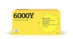 Купить <b>Картридж T2 106R01633</b>, желтый в интернет-магазине ...