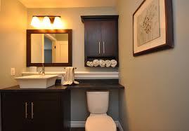 modular bathroom furniture rotating dark brown bathroom furniture
