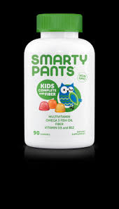 SmartyPants <b>Kids Formula and Fiber</b>, 90 count - Walmart.com ...