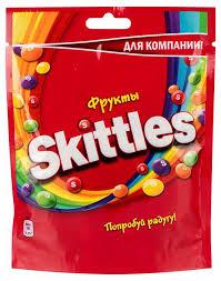 Купить <b>Конфеты жевательные Skittles</b> Фрукты, 165 г с доставкой ...