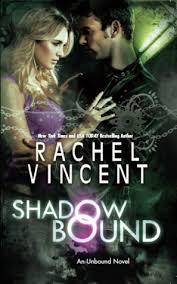 Unbound (Books 1 - 2, Blood Bound, Shadow Bound) - Rachel Vincent