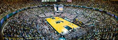 Michigan Wolverines vs Michigan State Spartans Basketball [1/5 ...
