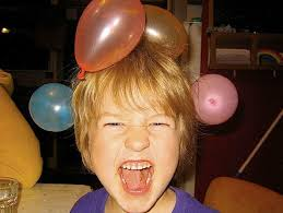 Image result for balloon static electricity