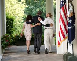 Image result for obama with bergdahl's parents at white house