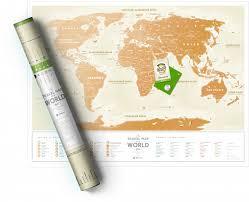 ROZETKA | Скретч-<b>карта</b> мира <b>1DEA</b>.<b>me Travel</b> Map Gold Ukr ...