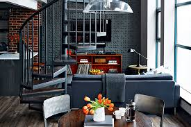 <b>Loft</b> tour: <b>Retro</b>-<b>industrial</b> design | Style at Home