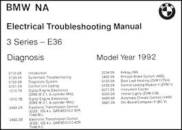 watch more like bmw series i fuse diagram 1991 1992 bmw 318is 325i electrical troubleshooting manual