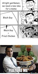 Black People Chicken Memes. Best Collection of Funny Black People ... via Relatably.com
