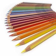<b>Lyra Graduate</b> Thick Lead Coloured Pencils - 3.8mm Lead - Tin of ...