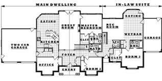 In Law Suite Plans   Rijus Home  amp  Design LtdIn law Suite   Guest Suite House Plans