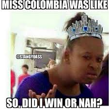Miss Universe Memes | SuperFanWorld via Relatably.com