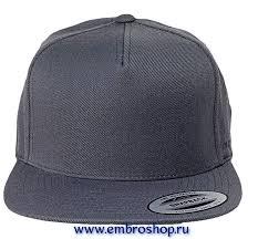 Кепки с прямым козырьком <b>Snapback</b> Вышивка на заказ EmbroShop