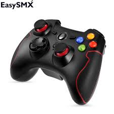 joystick EasySMX <b>2.4G Remote</b> Wireless Game <b>Controller</b> with Dual ...