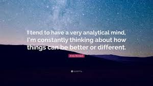 andy biersack quote i tend to have a very analytical mind i m andy biersack quote i tend to have a very analytical mind i