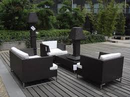 black outdoor furniture for small spaces black outdoor balcony furniture