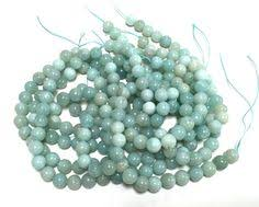 Chrysoprase Nugget Beads mint green graduated freeform rough ...