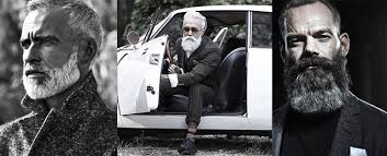 60 <b>Grey</b> Beard Styles For <b>Men</b> - Distinguished Facial Hair <b>Ideas</b>