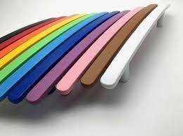<b>3 3.75 5 Colorful</b> Knob Drawer Pulls Cabinet Door Handle Dresser ...