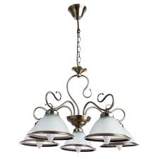 Подвесная <b>люстра Arte Lamp</b> Costanza <b>A6276LM</b>-<b>5AB</b> - купить в ...