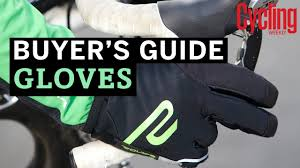 Buyer's guide to <b>winter cycling gloves</b> | Cycling Weekly - YouTube
