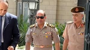 السيسي يقول مصر ستقف صامدة مواجهة الارهاب
