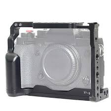 CNC Aluminum Camera Protect Cover Case for Fujifilm Fuji <b>X</b>-<b>T3</b> ...