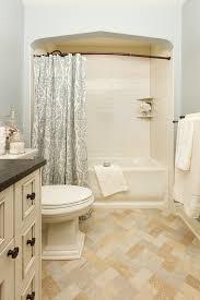 ideas bathroom tile color cream neutral: double shower curtain ideas bathroom traditional with light blue wall shower curtain