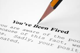 how to write a strong termination letter   hr hero line