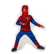 <b>Батик Костюм карнавальный</b> для мальчика <b>Человек</b>-Паук размер ...