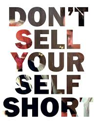 d theselfworth themaestro don t sell yourself short