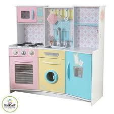 kids craft kitchen set