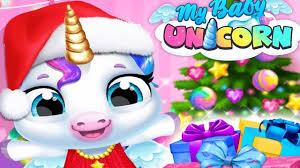 Fun <b>New</b> Born <b>Baby</b> Pony Care Kids Game - My <b>Baby Unicorn</b> - Play ...