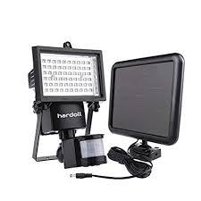 Hardoll Bright 60 <b>LED Solar Lights</b> Outdoor Solar Security Lights ...