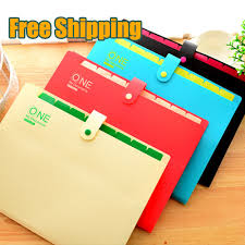 good quality brand new waterproof book a4 paper file folder bag accordion style design document rectangle a4 paper file folder