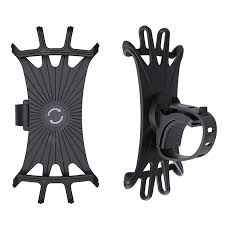 <b>Leehur</b> Silicone <b>Bike</b> Phone Holder Anti-slip <b>Bicycle</b> Bracket Stand ...
