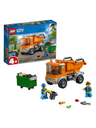 <b>Конструктор LEGO City</b> Great Vehicles 60220 Мусоровоз LEGO ...