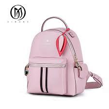 <b>EIMORE</b> New Women Backpack Genuine Leather Shoulder <b>bags</b> ...