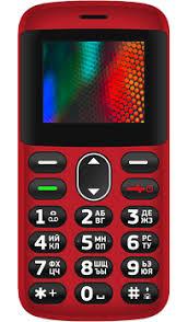 Купить <b>Телефон</b> Vertex C311 Red по выгодной цене в Санкт ...